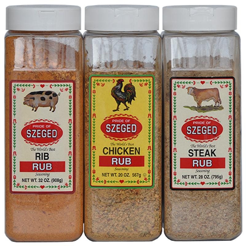Gewürzmischung Rub Steak Geflügel Schwein Lamm Fleisch BBQ Grill Smoker Gewürz