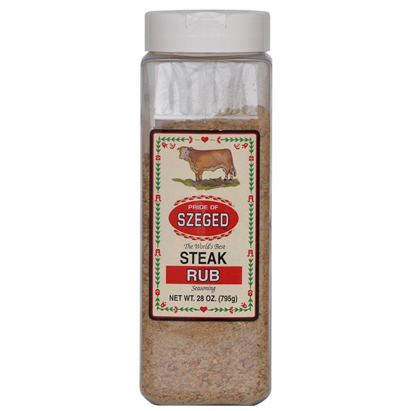 Gewürzmischung Rub BBQ Grill Smoker Gewürz Steak Grillfleisch Schwein Rind