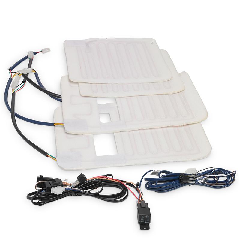 Dometic MagicComfort MSH60 MSH50 Nachrüstbare Einbau-Sitzheizung 12V für 2 Sitze