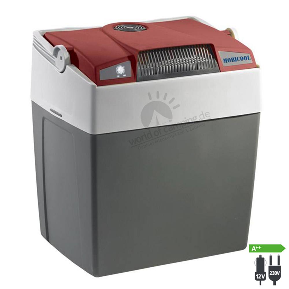 WAECO Mobicool G30 AC/DC Thermoelektrische Kühlbox 12 / 230 Volt + USB Anschluss