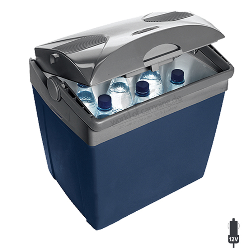 WAECO Mobicool U26 DC Thermoelektrische Kühlbox 12 Volt 25 Liter mobiles Kühlen