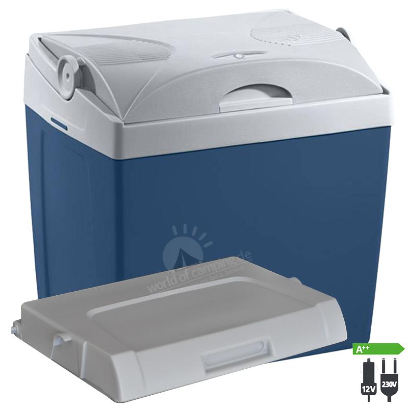WAECO Mobicool V26 AC DC Thermoelektrische Kühlbox 12|230 Volt inkl Passivdeckel