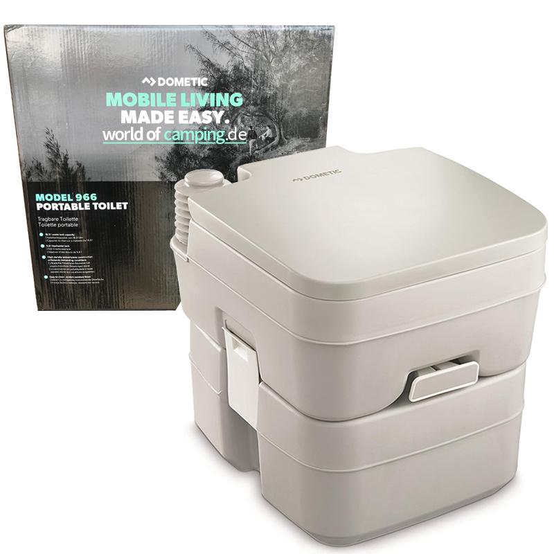 Dometic WAECO Campingtoilette Chemietoilette Reise WC Portable Toilet 966