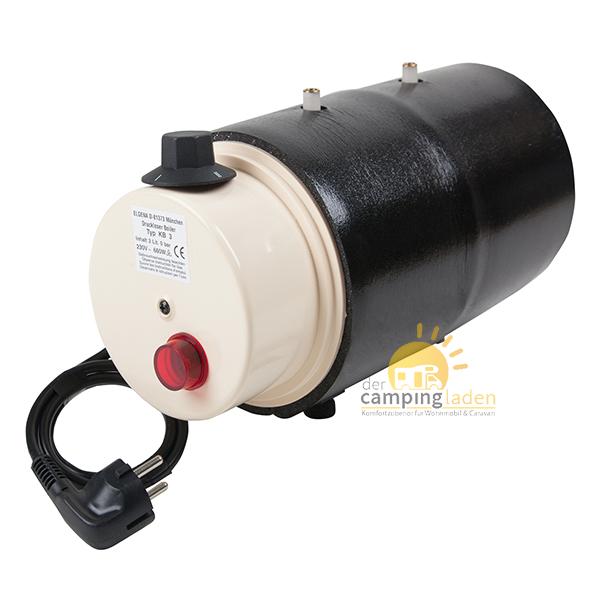 ELGENA Niederdruck Warmwasserbereiter Boiler Kleinboiler Therme 230 V / 660W