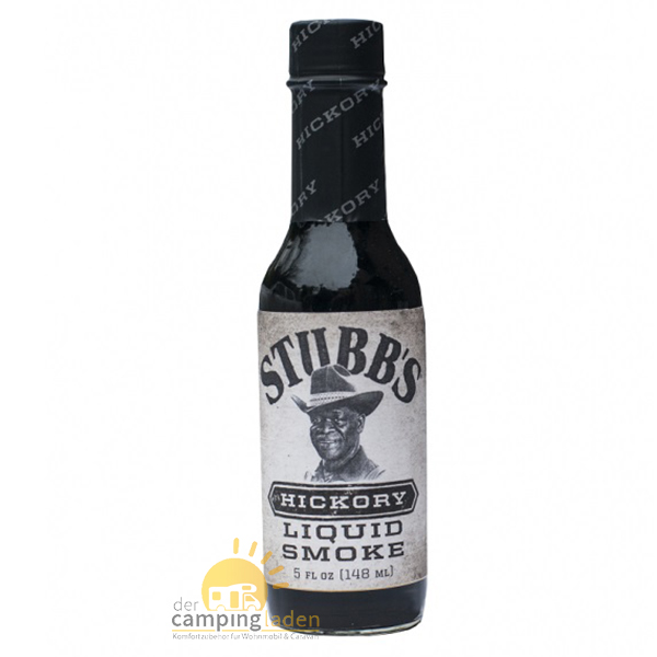 Stubb's Hickory Liquid Smoke 148 ml Hickory BBQ Grill Smoker Stubbs Liquid