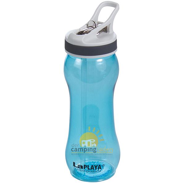 Trinkflasche LaPlaya® Sportflasche Fahrradflasche Active Sports BPA free blau