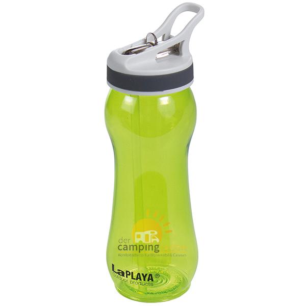 Trinkflasche LaPlaya® Sportflasche Fahrradflasche Active Sports BPA free grün