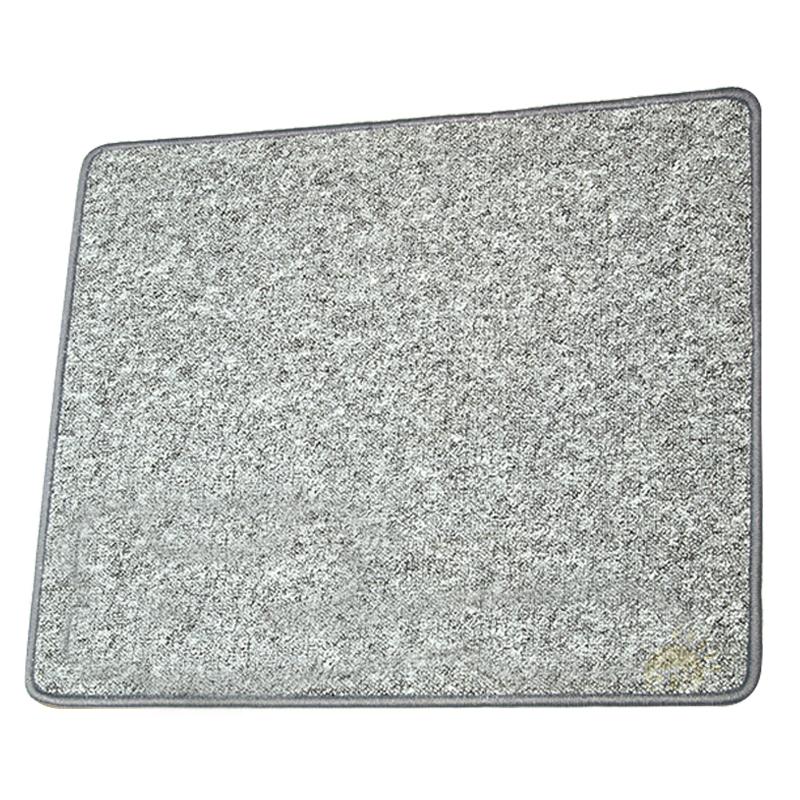 ProCar Paroli Heizteppich 60 x 40 cm 230 Volt / 25 Watt Heizmatte Wohnmobil grau