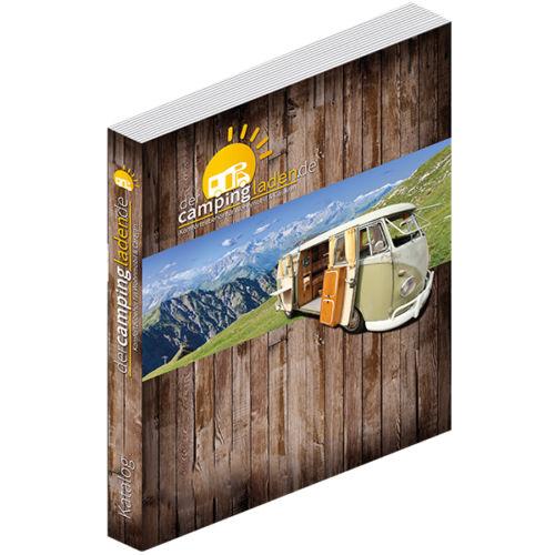 Campingkatalog Katalog Camping Outdoor mit 16.000 Artikeln