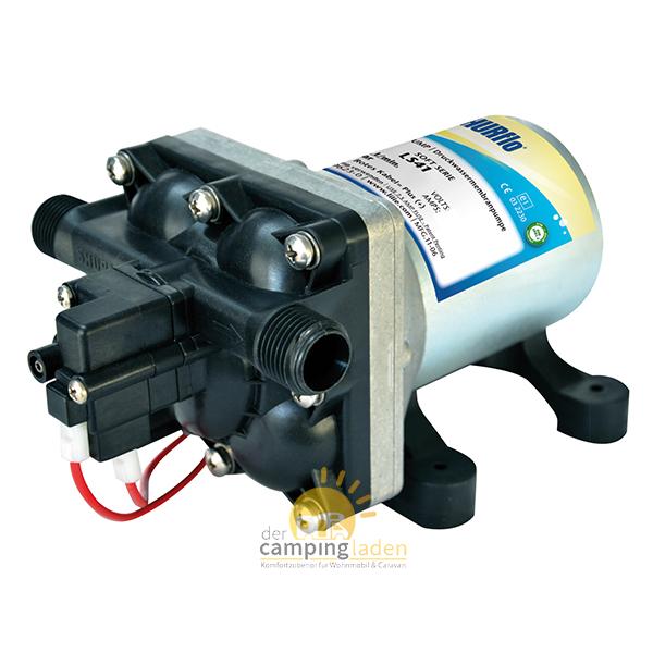 SHURflo® Soft Pumpe für Wohnmobil und Marine 1,4 bar 7,5 l/min Druckwasserpumpe