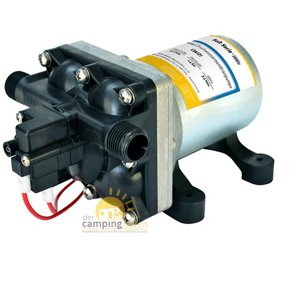 SHURflo® Soft Pumpe für Wohnmobil und Marine 2,1 bar 11,3 l/min Druckwasserpumpe