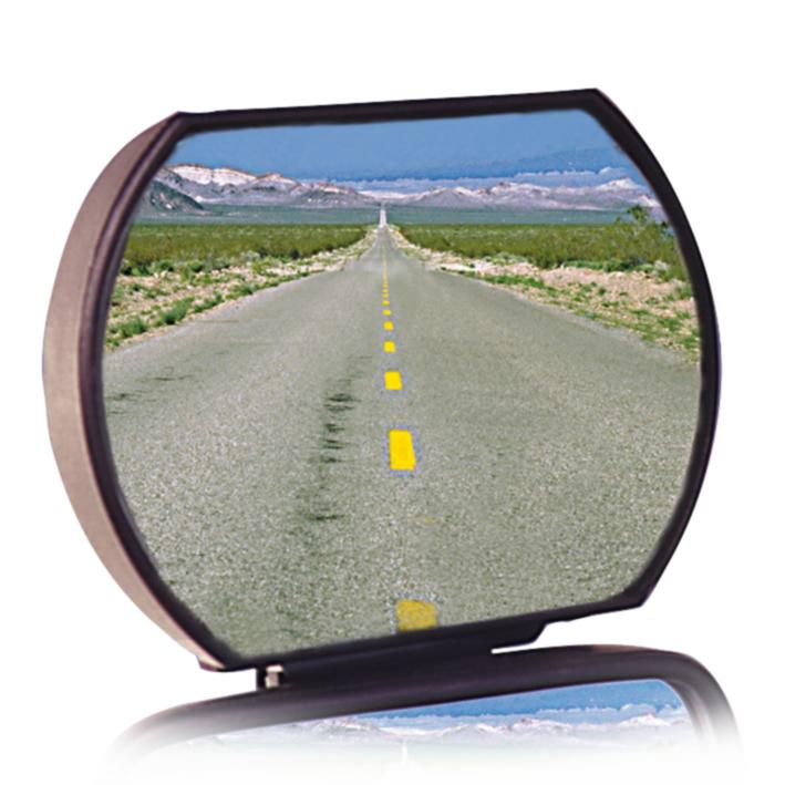Hercules Toter-Winkel-Spiegel 15 x 11 x 7 cm Caravan Spiegel
