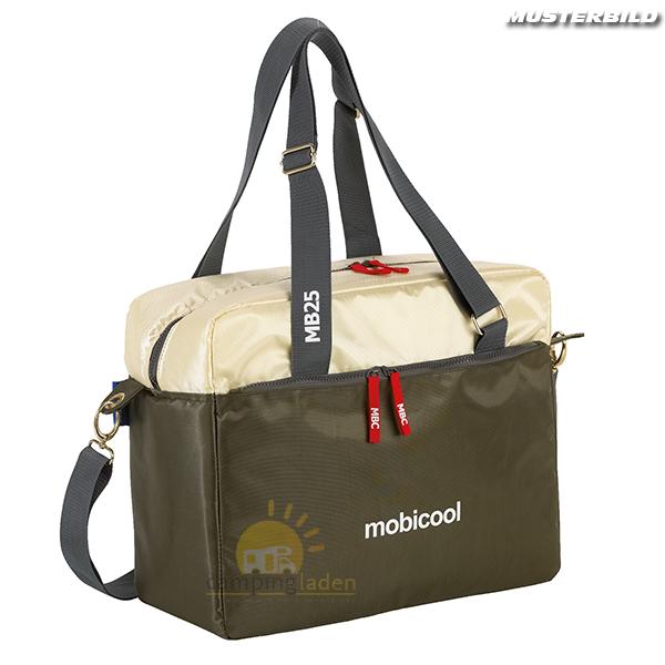 WAECO Mobicool Sail 25 Kühltasche Kühlbox 25 Liter lebensmittelecht grün