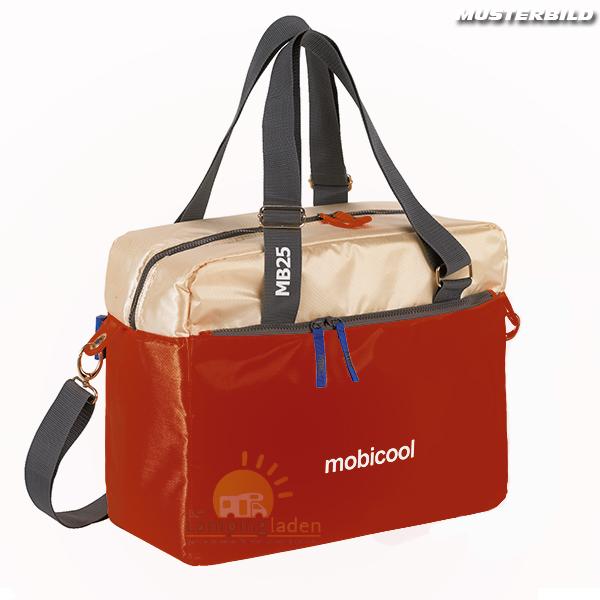 WAECO Mobicool Sail 25 Kühltasche Kühlbox 25 Liter lebensmittelecht rot