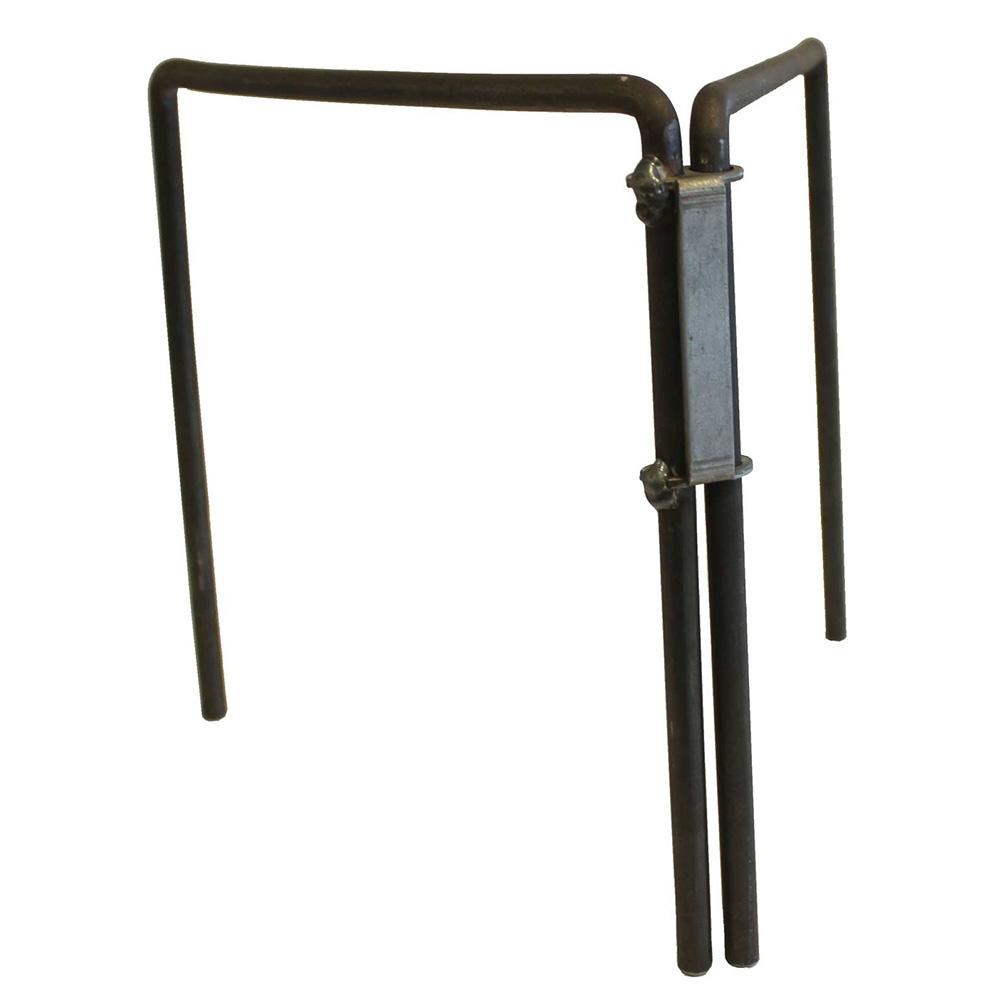 Stabilotherm Pfannenknecht Dreibein Standfläche für Pfanne Topf Wasserkessel