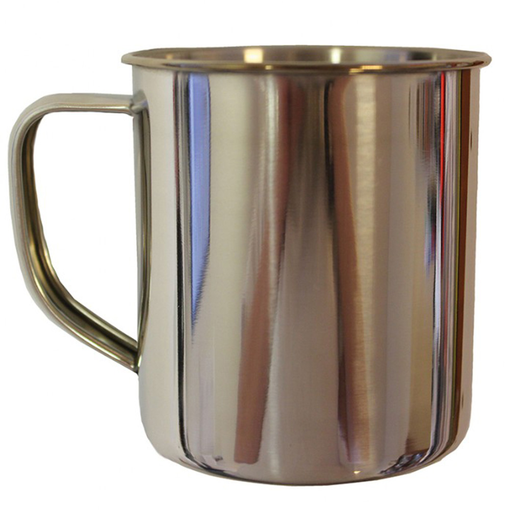 Stabilotherm Edelstahltasse 0,3L Tasse Edelstahl Kaffeebecher Becher Kaffee